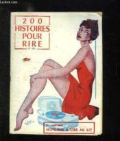 200 Histoires Pour Rire N° 229. - Couverture - Format classique