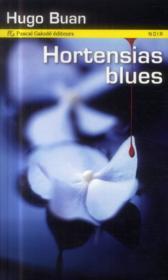Hortensias blues - Couverture - Format classique