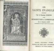Les Saint Evangiles - Couverture - Format classique