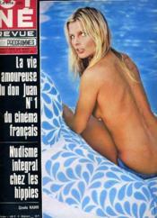 Cine Revue - Tele-Programmes - 51e Annee - N° 31 - La Poudre D'Escampette - Couverture - Format classique