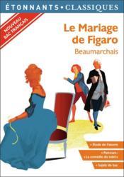Le mariage de Figaro - Couverture - Format classique