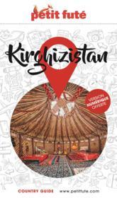 GUIDE PETIT FUTE ; COUNTRY GUIDE ; Kirghizistan (édition 2020/2021) - Couverture - Format classique