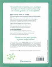 Naturopathie ; le guide saison par saison - 4ème de couverture - Format classique
