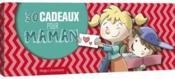 Chéquier 30 cadeaux pour maman - Couverture - Format classique