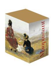 Coffret Pléiade Maupassant 3 volumes - Couverture - Format classique