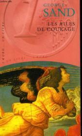 Les Ailes De Courage - Couverture - Format classique