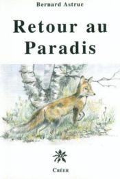 Retour Au Paradis - Couverture - Format classique