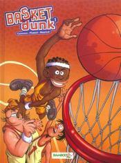 Basket dunk T.1 - Intérieur - Format classique