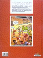 Basket dunk T.1 - 4ème de couverture - Format classique