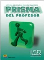 Prisma A2 Continua Libro Del Profesor - Couverture - Format classique