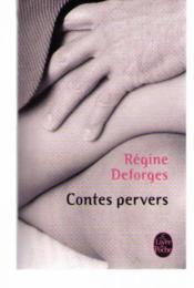 Contes pervers - Couverture - Format classique