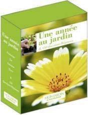 telecharger Une annee au jardin – coffret 5 titres livre PDF/ePUB en ligne gratuit
