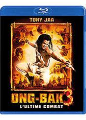 Ong-Bak 3 - L'Ultime Combat - Couverture - Format classique