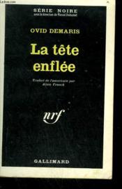 La Tete Enflee. Collection : Serie Noire N° 791 - Couverture - Format classique