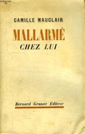 Mallarme Chez Lui. - Couverture - Format classique