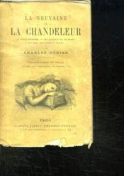 La Neuvaine De La Chandeleur. Le Genie Bonhomme, Les Aveugles De Chamouny, Baptiste Montauban, Tribly. - Couverture - Format classique