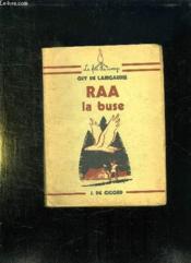 Raa La Buse. - Couverture - Format classique