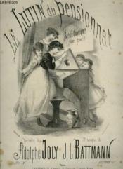 Le Lutin Du Pensionnat - Scene Comique Avec Parle Pour Piano Et Chant. - Couverture - Format classique