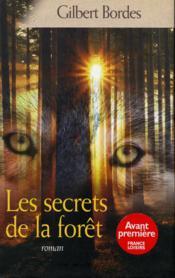 Les Secrets de la forêt - Couverture - Format classique