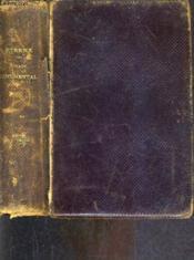 Voyage Sentimental En France Et En Italie. - Couverture - Format classique