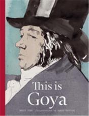 This is goya - Couverture - Format classique