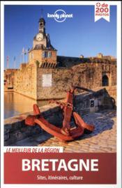 Bretagne (3e édition) - Couverture - Format classique