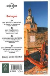 Bretagne (3e édition) - 4ème de couverture - Format classique