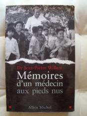 Mémoires d'un médecin aux pieds nus. - Couverture - Format classique