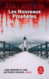 Les nouveaux prophètes - Couverture - Format classique