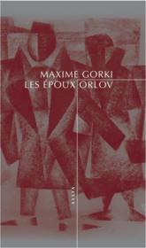 Les époux Orlov - Couverture - Format classique
