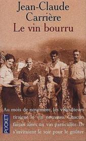 Le Vin Bourru - Couverture - Format classique