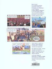 Objectif citoyen ; le parcours de citoynnete - 4ème de couverture - Format classique