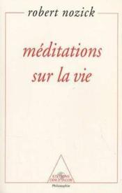 Meditations sur la vie - Couverture - Format classique