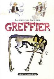 Greffier - Intérieur - Format classique