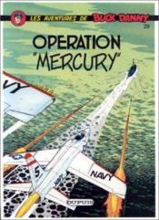 Buck Danny t.29 ; operation Mercury - Couverture - Format classique