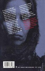 Adolescentes et violentes - 4ème de couverture - Format classique
