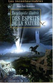 Encyclopédie illustrée des esprits de la nature - Intérieur - Format classique