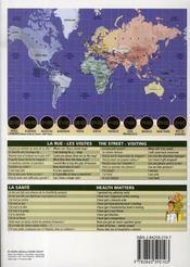 Petit Guide T.132 ; Voyager En Anglais - 4ème de couverture - Format classique
