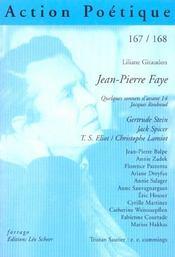 Revue Action Poetique N.169 - Intérieur - Format classique