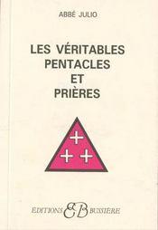 Les veritables pentacles et prieres - Intérieur - Format classique