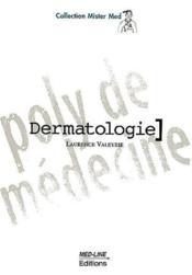 Dermatologie - Couverture - Format classique