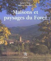 Maisons et paysages du forez - Intérieur - Format classique