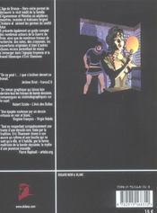 L'âge de bronze ; les coulisses de l'oeuvre - 4ème de couverture - Format classique