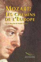 Mozart ; les chemins de l'europe - Intérieur - Format classique