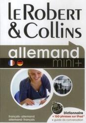 LE ROBERT & COLLINS ; MINI + ; français-allemand / allemand-français - Couverture - Format classique