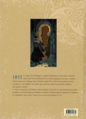 L'école Capucine t.2 ; l'héritier - 4ème de couverture - Format classique