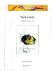 Dieu Existe - Ficelle N 104 - Yves Jouan Illustre Gravures De V.Rougier - Couverture - Format classique