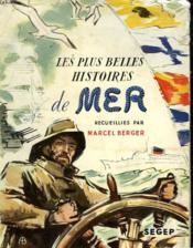 Les Plus Belles Histoires De Mer - Couverture - Format classique