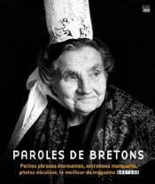 Paroles de Bretons t.2 - Couverture - Format classique