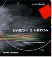 Maeda Media Maeda & Negroponte /Anglais - Couverture - Format classique